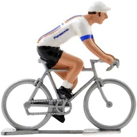 Panasonic 1984 - Miniature cyclists