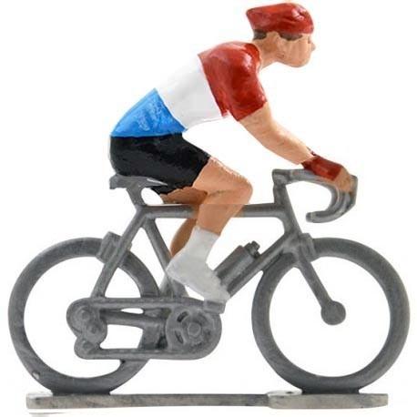 Duch champion H - Miniature cyclist figurines