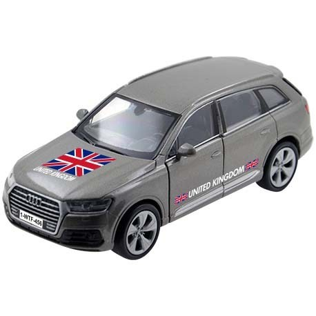 Team car United Kingdom - Miniature cars