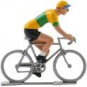Brésil championnat du monde - Cyclistes figurines