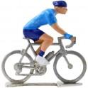 Movistar 2021 H - Figurines cyclistes miniatures