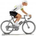 Australia worldchampionship H - Miniature cyclist figurines
