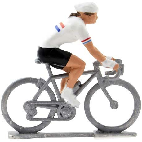 Champion of Great-Britain HF - Miniature cycling figures