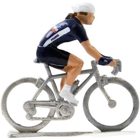 France World championship HF - Miniature cycling figures