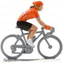 Pays-Bas Championnat du monde HF - Figurines cyclistes miniatures