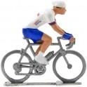 Great-Britain world championship H - Miniature cyclist figurines