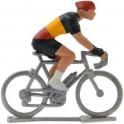 Belgian champion HD - Miniature cyclist figurines