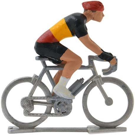 Kampioen van België H - Miniatuur rennertjes