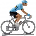 Belgium world championship H - Miniature cyclist figurines
