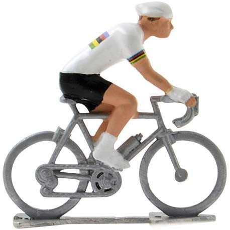 Wereldkampioen H - Miniatuur wielrenners